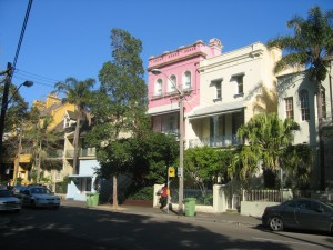 Victorian House in Darlinghurst