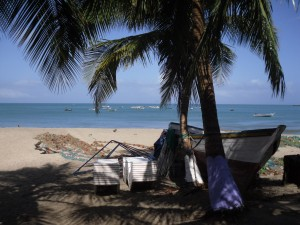 plage de manzanillo