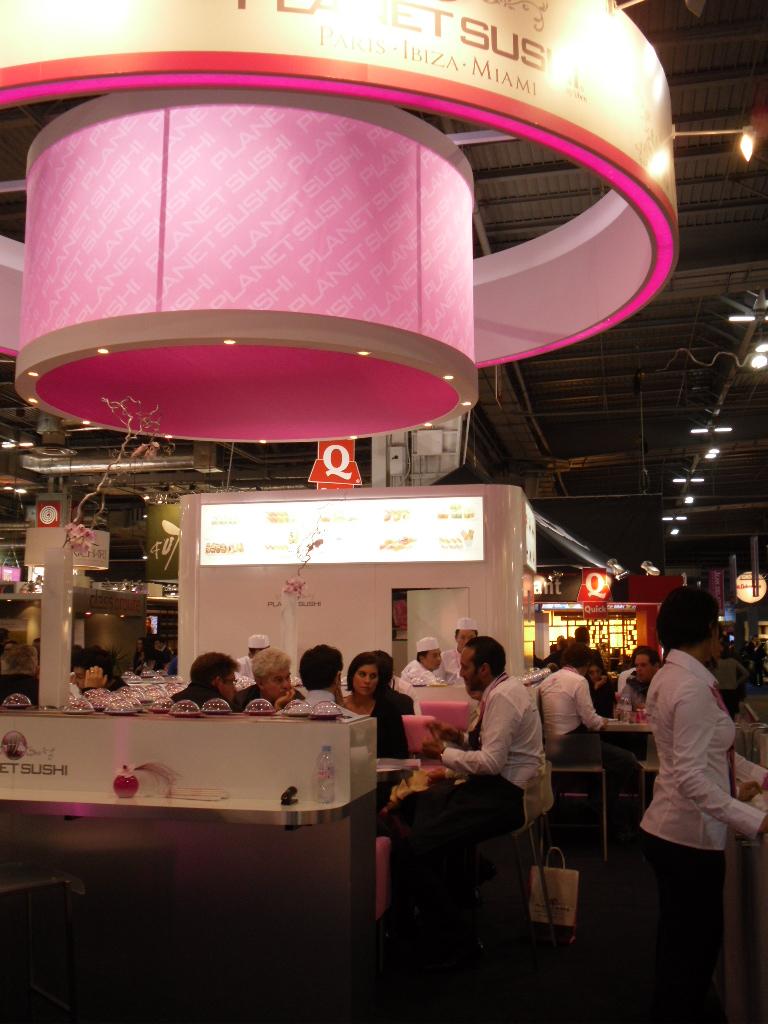 Le meilleur concept du salon de la franchise 2010 read - Salon des franchises ...