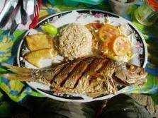 Les 10 sp cialit s culinaires que vous devez avoir go t es en colombie - Restaurant poisson grille paris ...