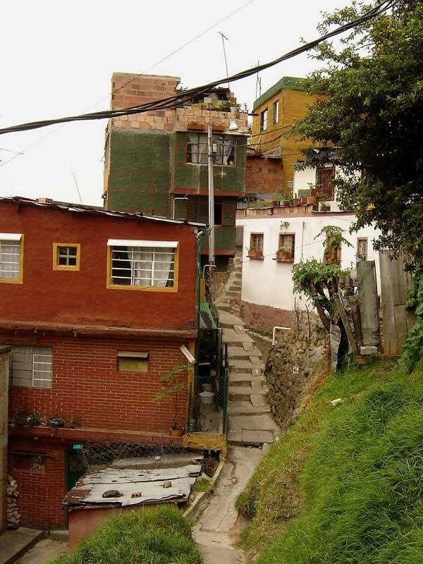 Comment l 39 am rique latine a chang mon regard sur la pauvret for Barrio ciudad jardin sur bogota