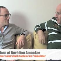 Comment gagner de l'argent dans l'immobilier Olivier Seban Aurélien Amacker