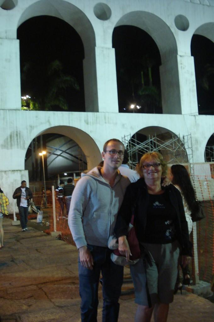 Aurélien et Josiane Rio 2011