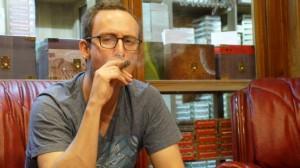 Fumer un Havane à la Havane Cuba