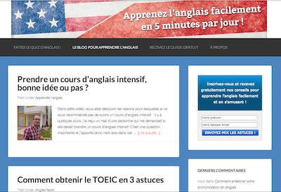 Mon blog d'anglais qui me rapporte 1000 euros par mois
