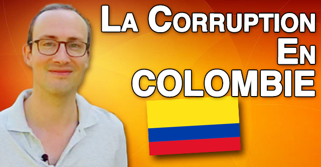 La corruption colombie