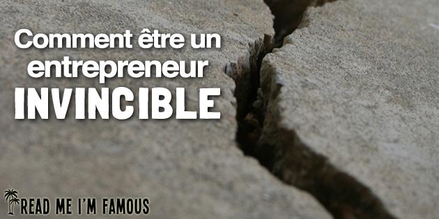 RMIF - entrepreneur invincible